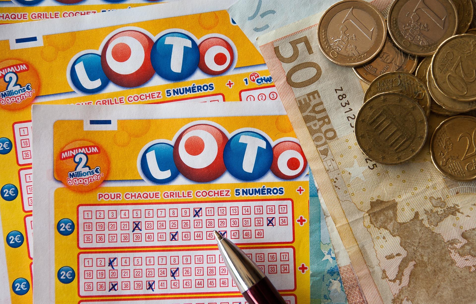 imagen sobre la ludopatía y la lotería de navidad