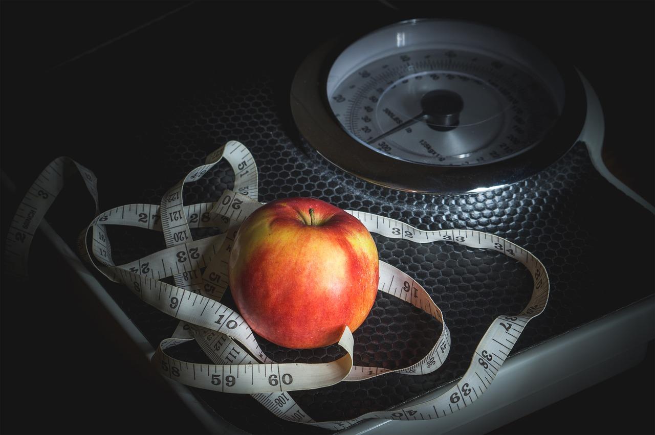 imagen sobre el peligro de las dietas restrictivas