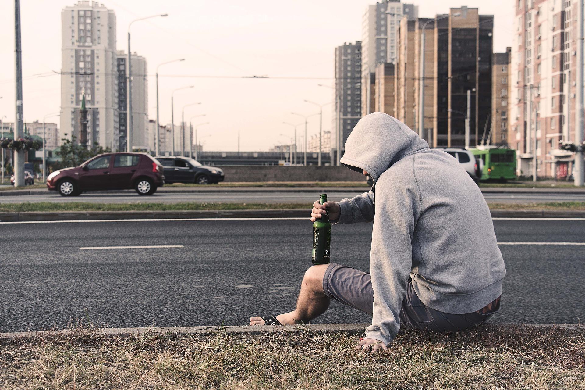 imagen sobre el consumo de alcohol en la adolescencia
