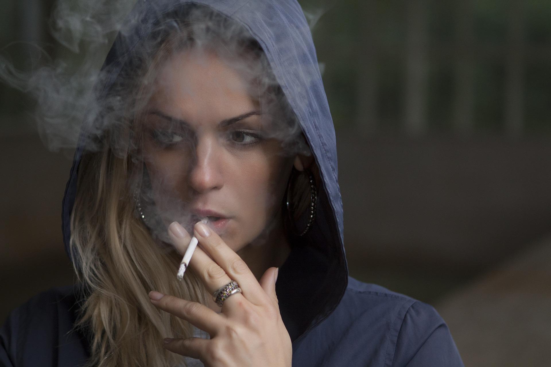 imagen sobre el tabaco y sus efectos