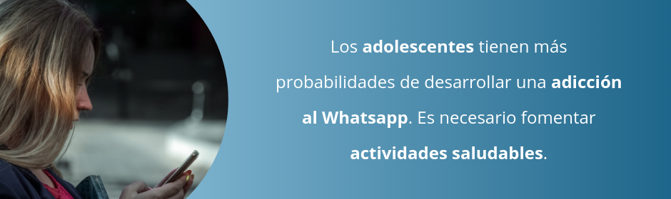 adiccion al whatsapp