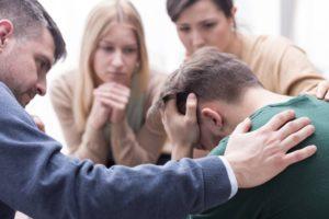 centro de desintoxicación en Valencia - apoyo moral