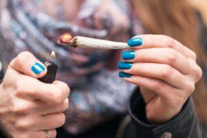Deinstoxicación de la marihuana - Mechero