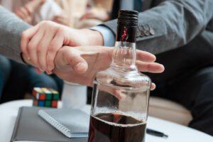Psicólogos para alcoholismo en Valencia - Botella
