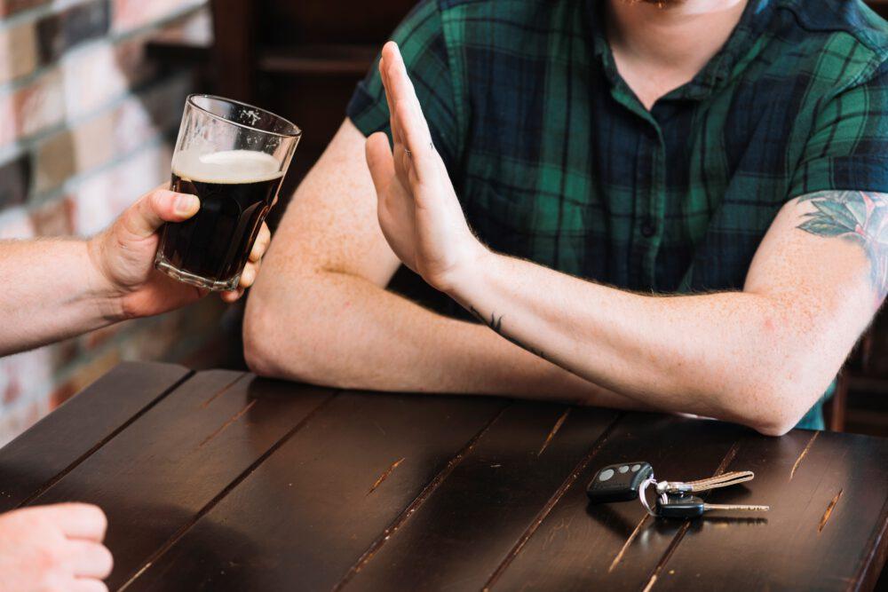 Psicólogos para alcoholismo en Valencia - Negarse