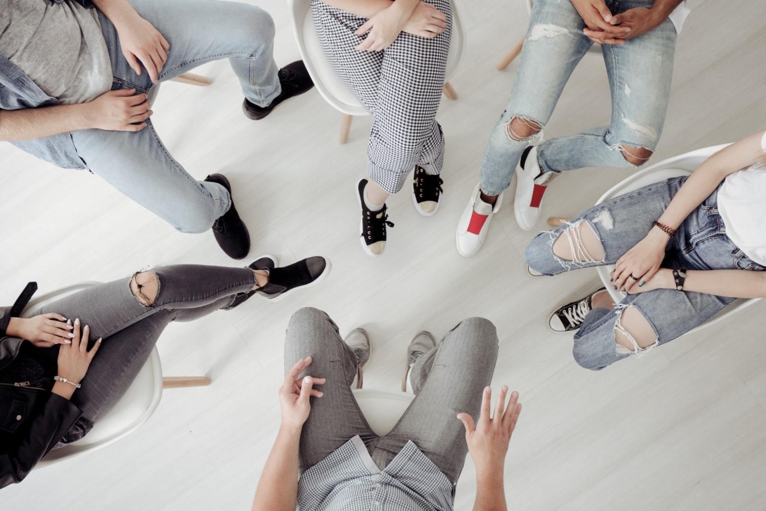 centros de desintoxicación en la comunidad valenciana - reunion grupal